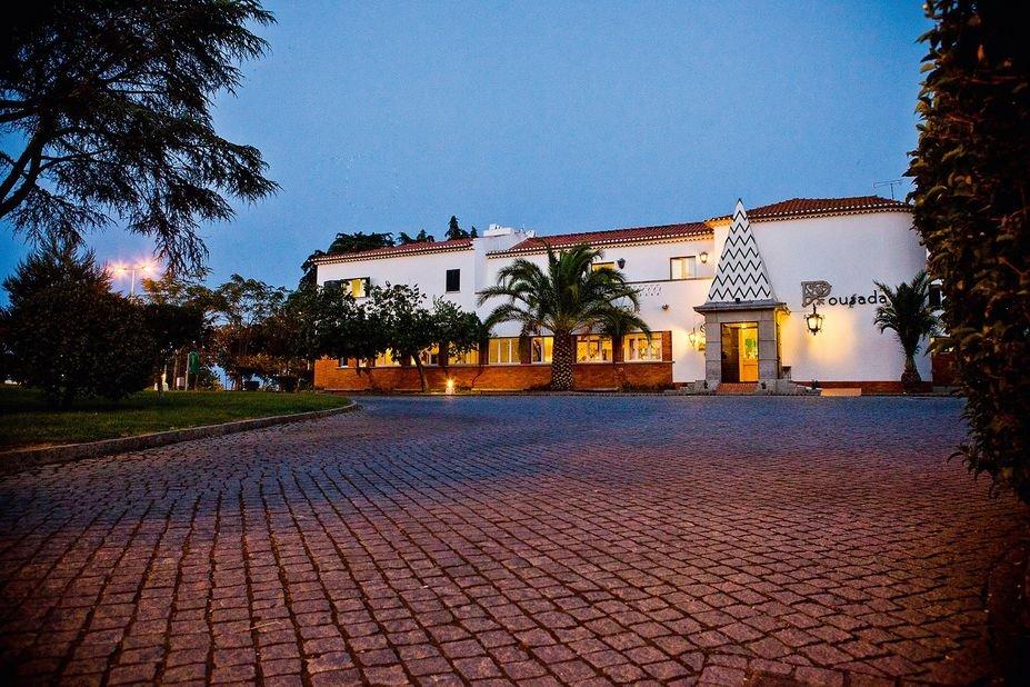 Hotel Santa Luzia - exterieur