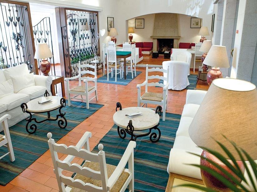 Hotel Santa Luzia - lobby