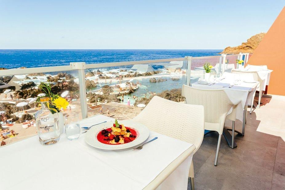 Hotel Aqua Natura Madeira - restaurant