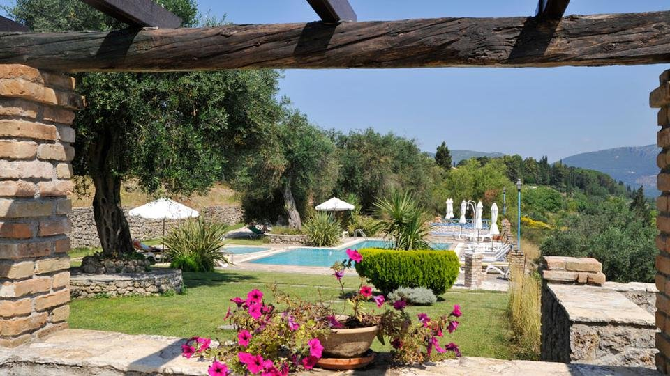 Appartementen Fundana Villas - zwembad