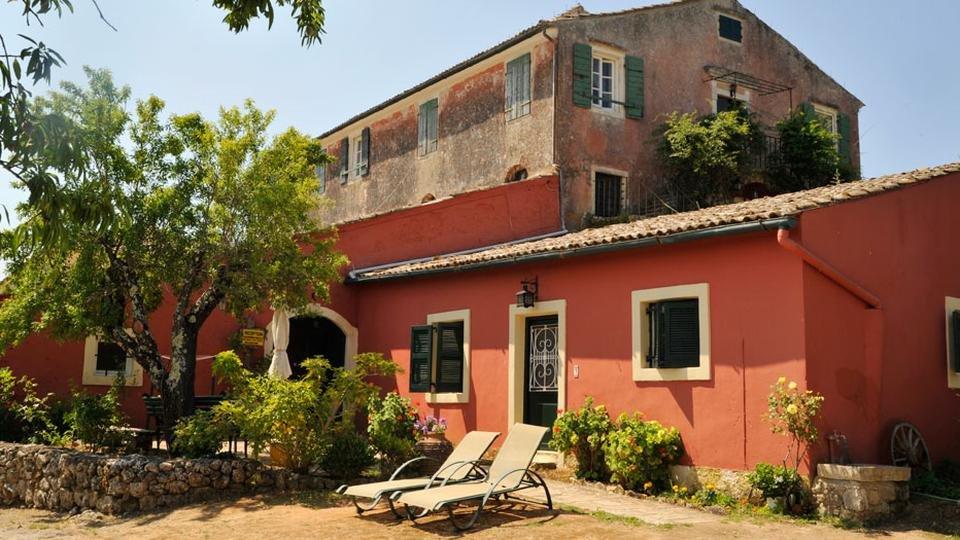 Appartementen Fundana Villas - exterieur