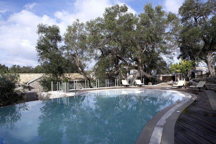 Hotel Torri e Merli - zwembad