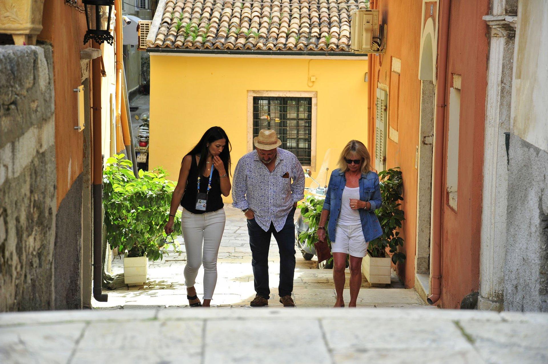 Corfu Culinair - Urban food tour