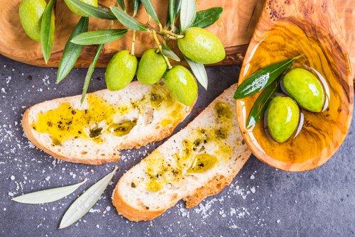 Corfu Culinair - olijfolie proeverij
