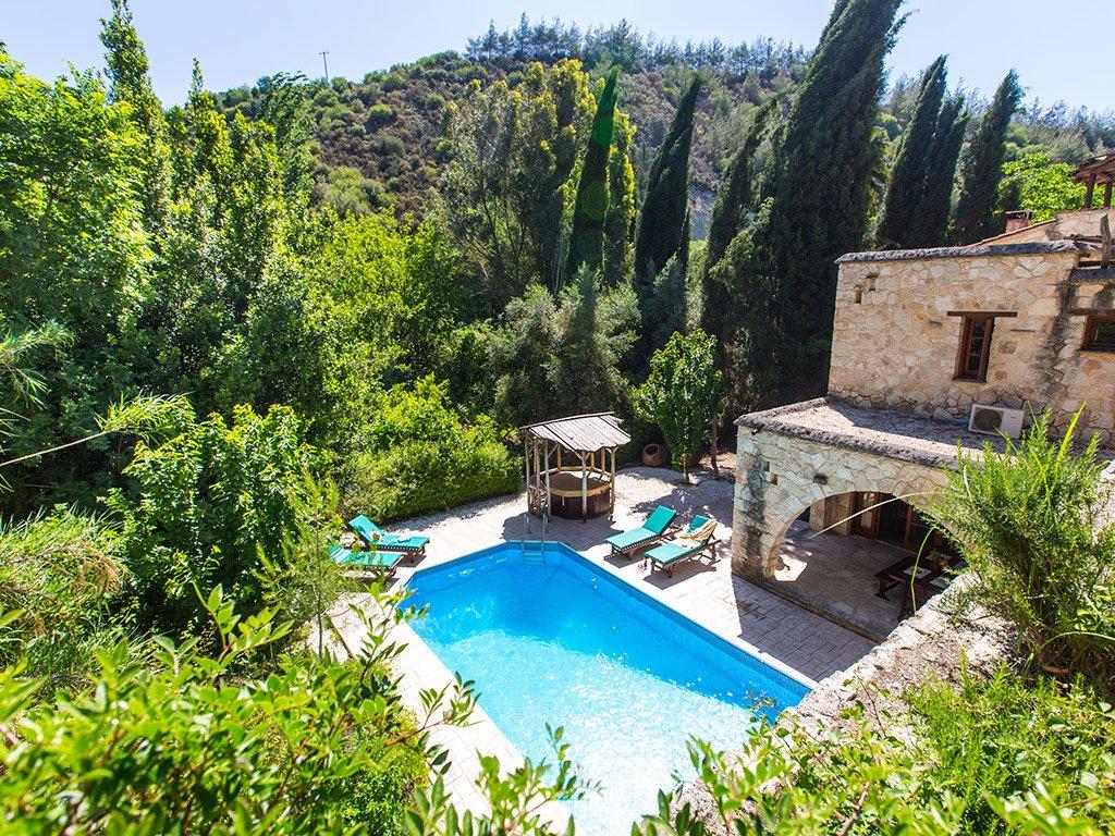 Z & X Holiday Villas - Miliou Area - Cyprus - Miliou