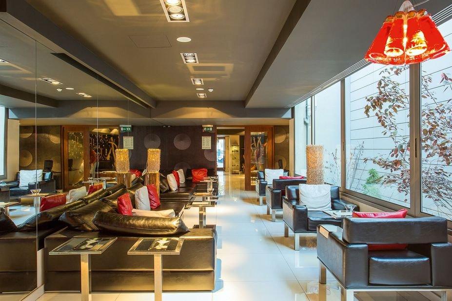 Porto Trindade - lobby