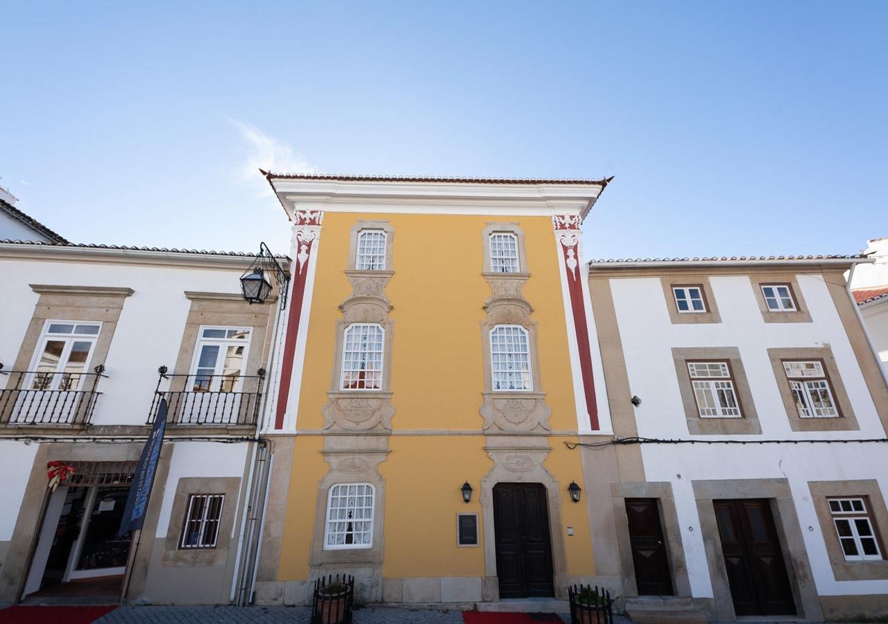 Casa Amarela - exterieur