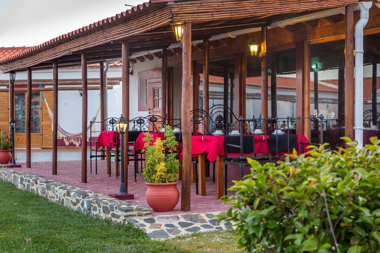 Monte do Zeca - restaurant