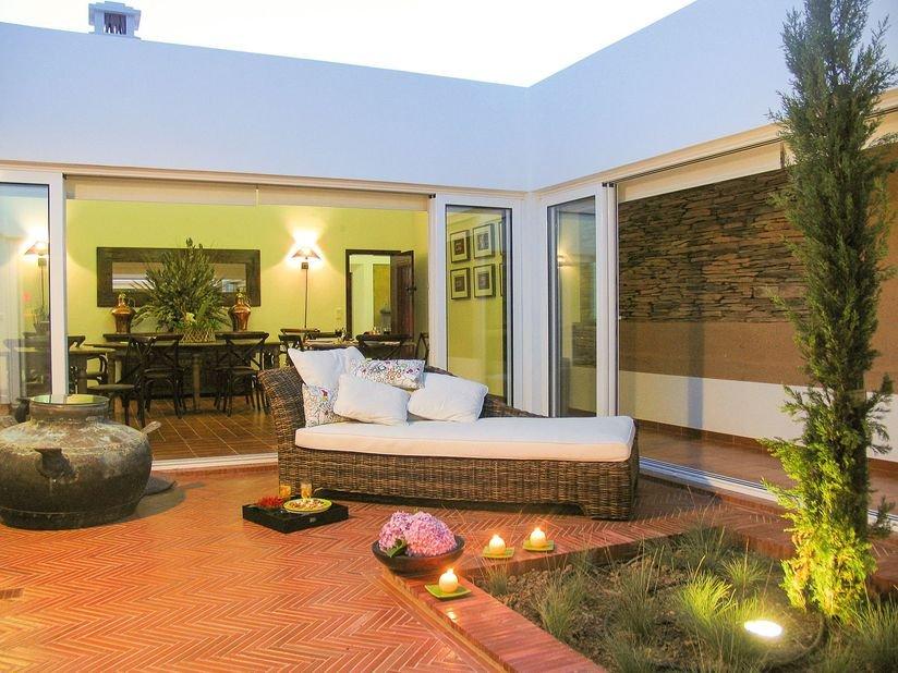 Naturarte = patio
