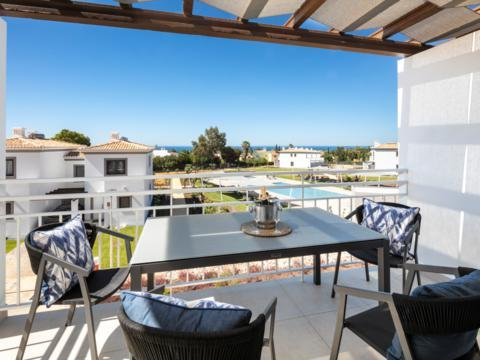 Quinta do Algarvio Village - balkon