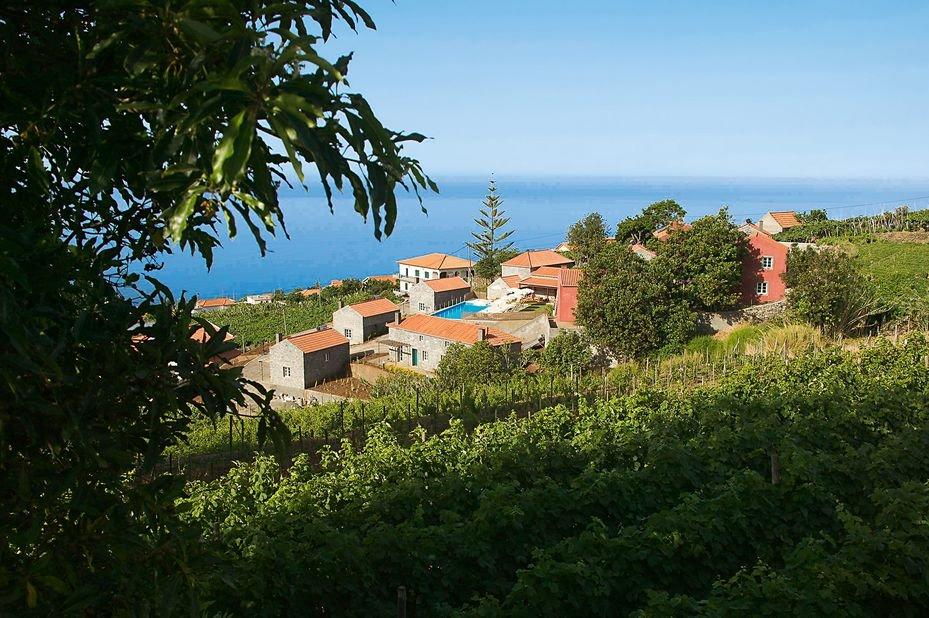 Quinta das Vinhas - overzicht