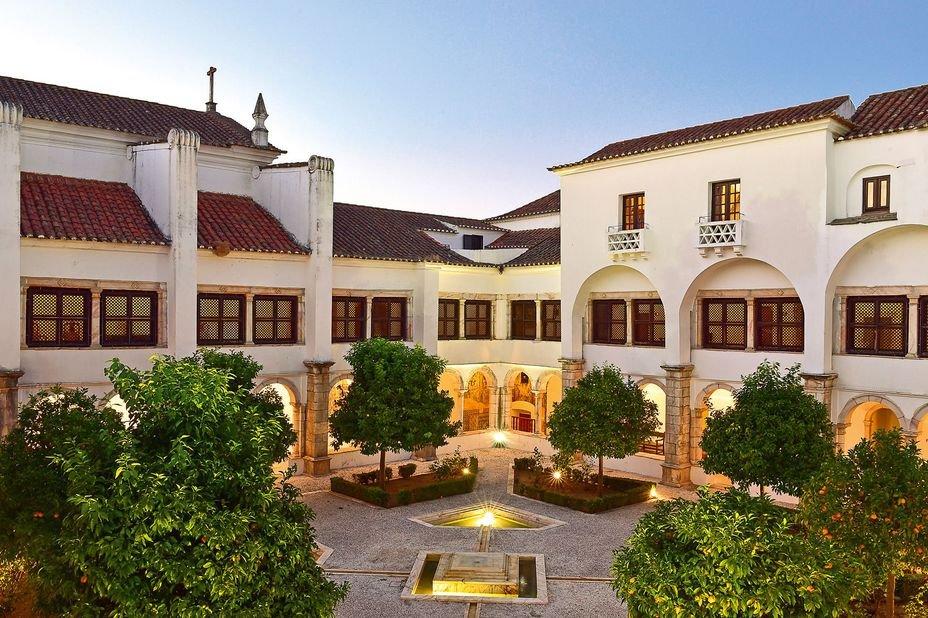 Hotel Pousada Convento D. Joao IV Vila Viçosa