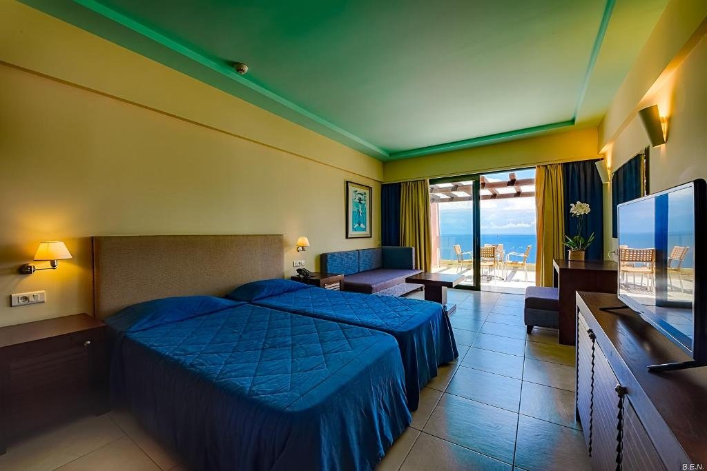 Apostolata Island Resort & Spa - superior kamer