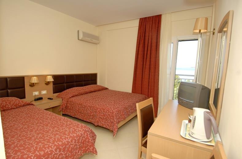 hotel en appartementen Lassi - standaard kamer