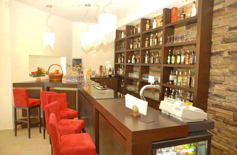 hotel en appartementen Lassi- bar