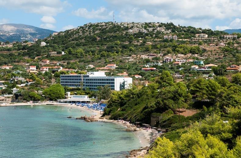 Mediterranee hotel - overzicht