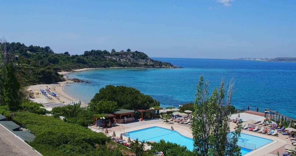 Mediterranee hotel - zwembad