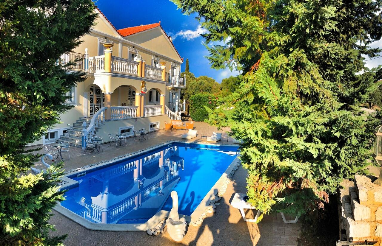 Apollon Palace hotel - zwembad