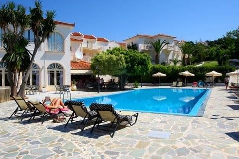 Princess hotel - zwembad