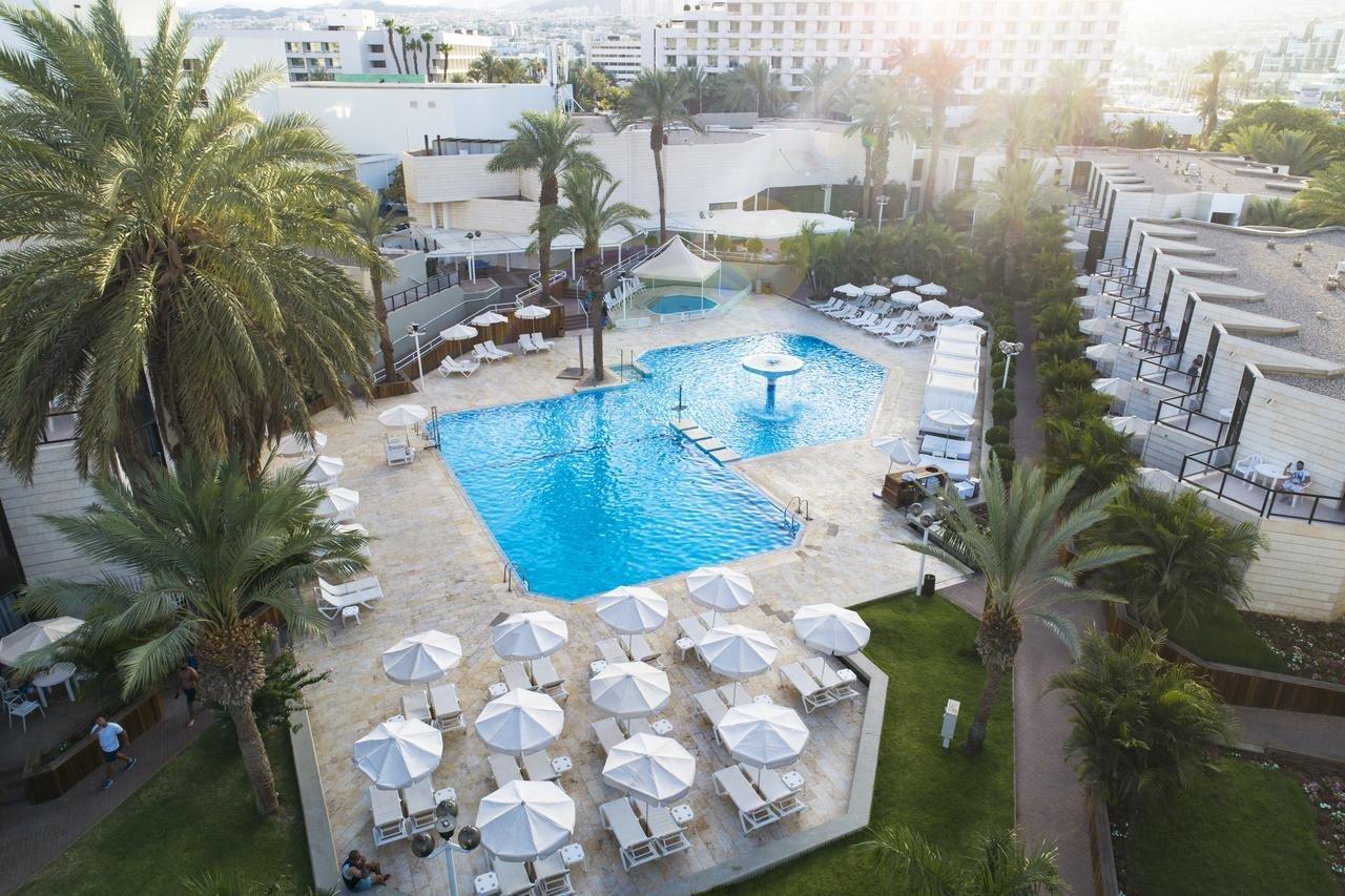 Appartementen Isrotel Riviera - Eilat