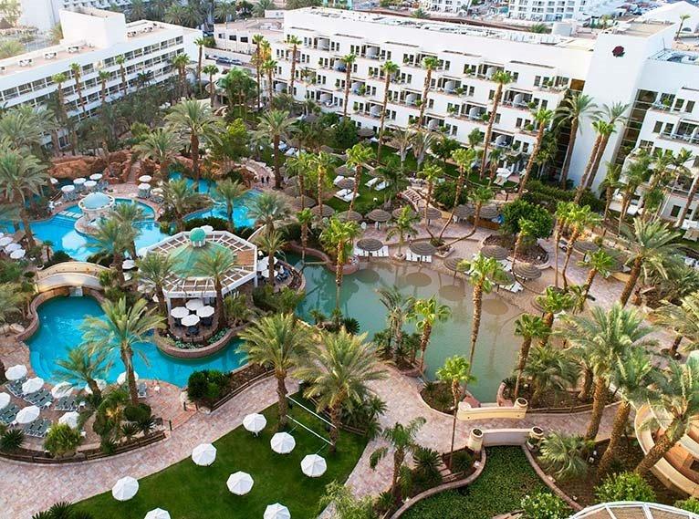 Appartementen Isrotel Royal Garden - Eilat