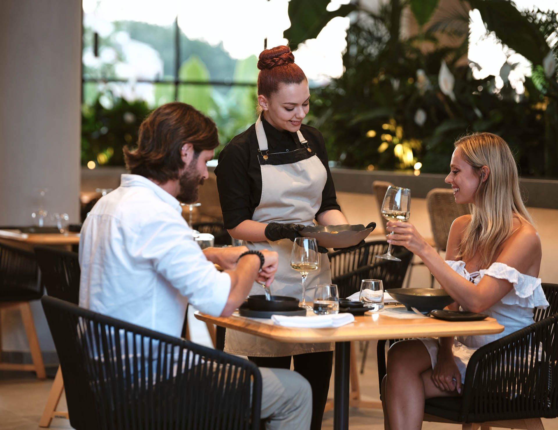 Contessina Suites -restaurant