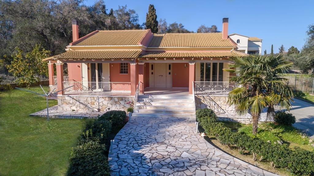 Villa Loukiana  - exterieur