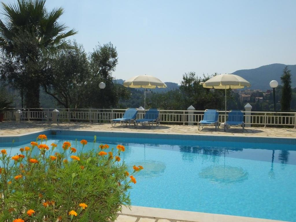Villa Kokkini - zwembad