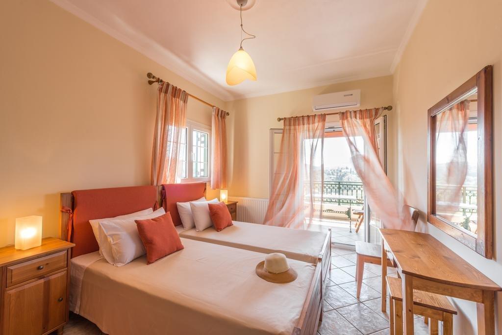 Villa Kokkini - slaapkamer