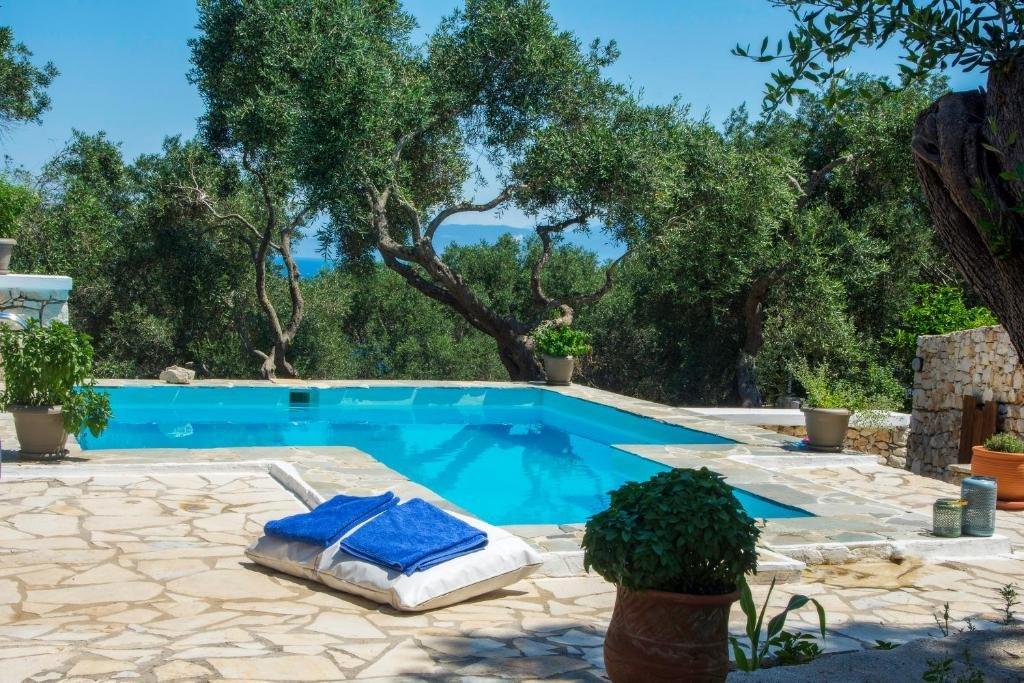 Paxos Blue - suite met privézwembad
