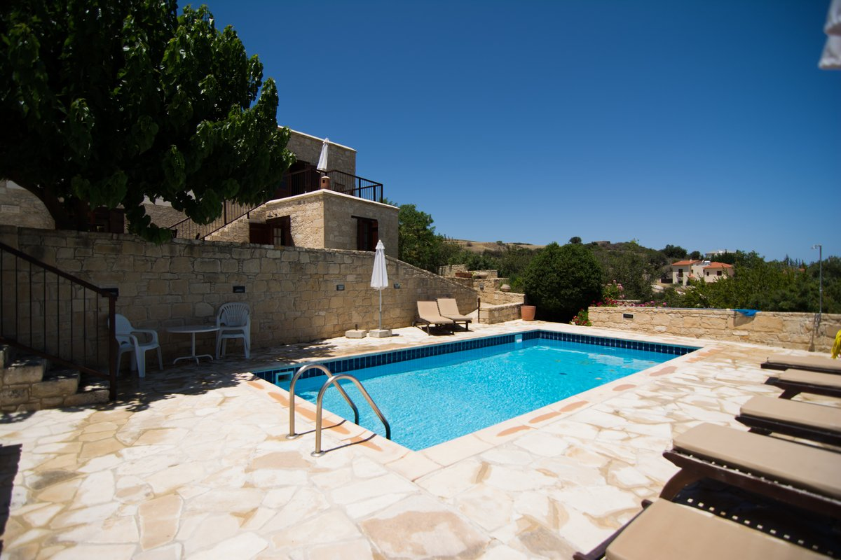 Elpida's Stone Houses - Cyprus - Goudi