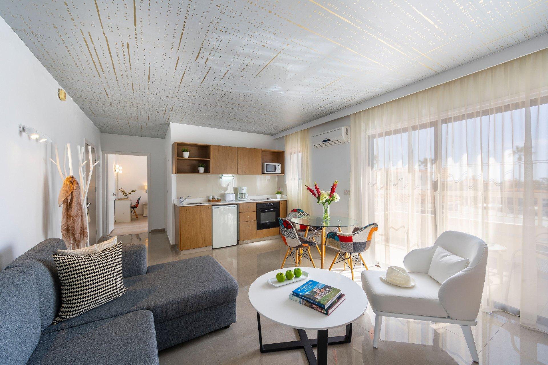 The King Jason - Paphos - 2-kamer appartement
