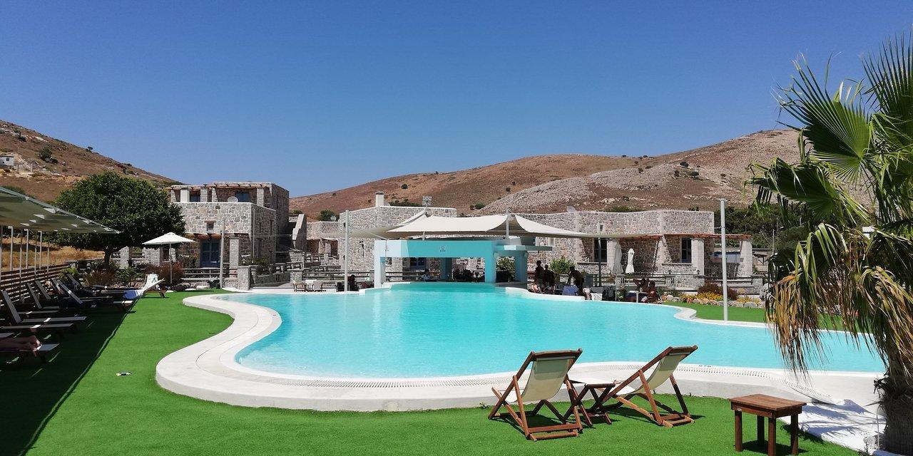 Pserimos Villas-zwembad