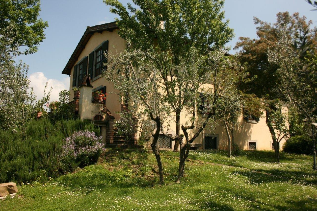 Villa degli Olivi tuin