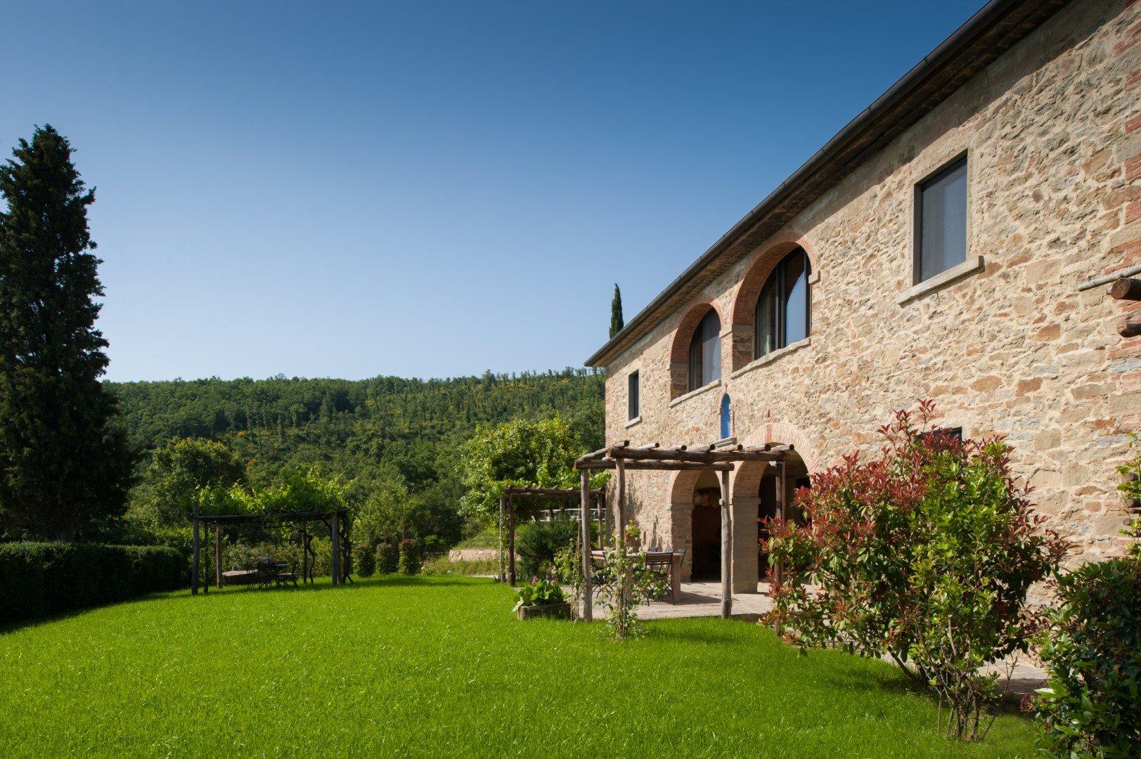 Leopoldina-huis met tuin