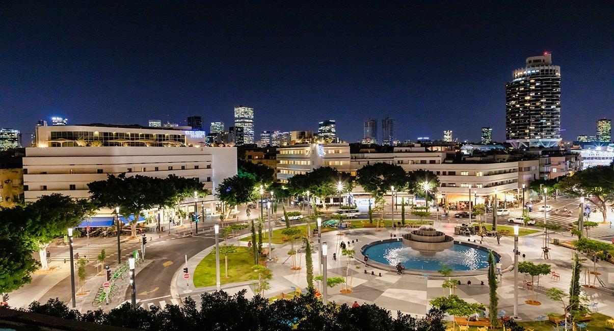 Hotel Center Chic - Tel Aviv
