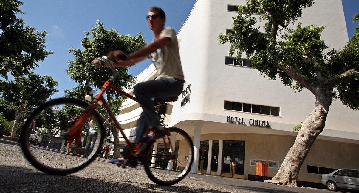 Hotel Cinema- Tel Aviv