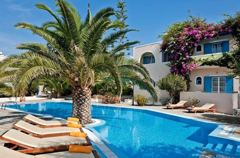 Paradise Resort - zwembad