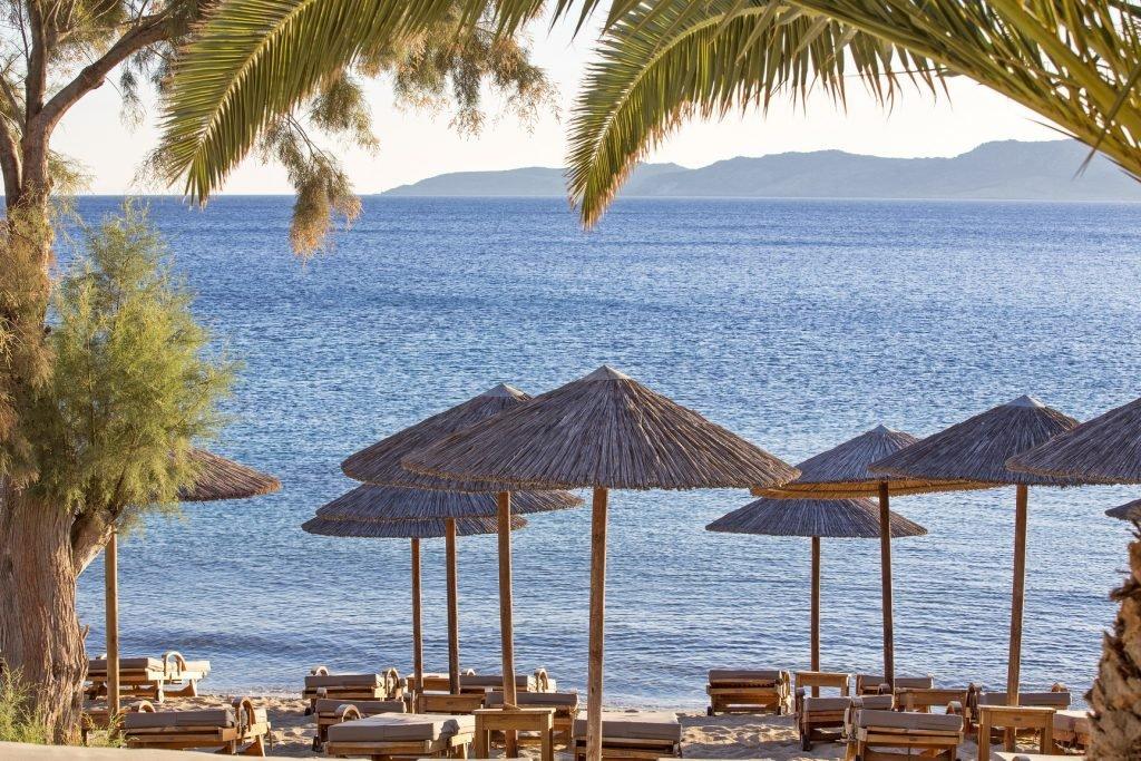 Manoula's Beach - strand