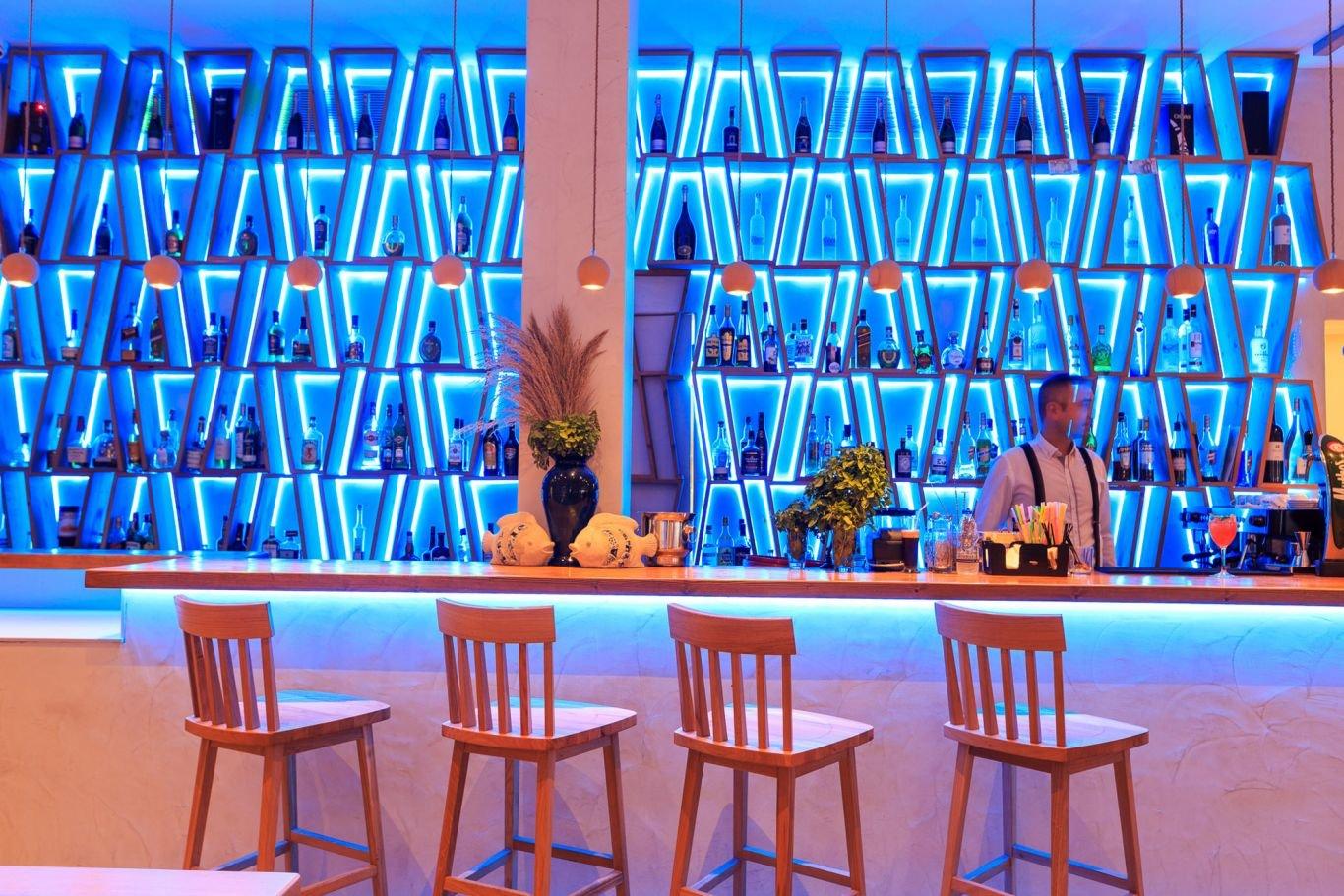 Petinos hotel - bar