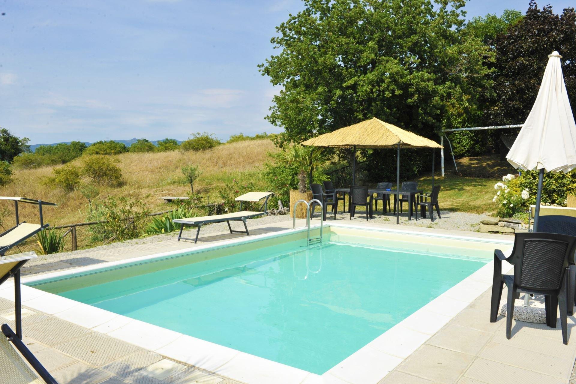 Casetta Ciliegi - zwembad
