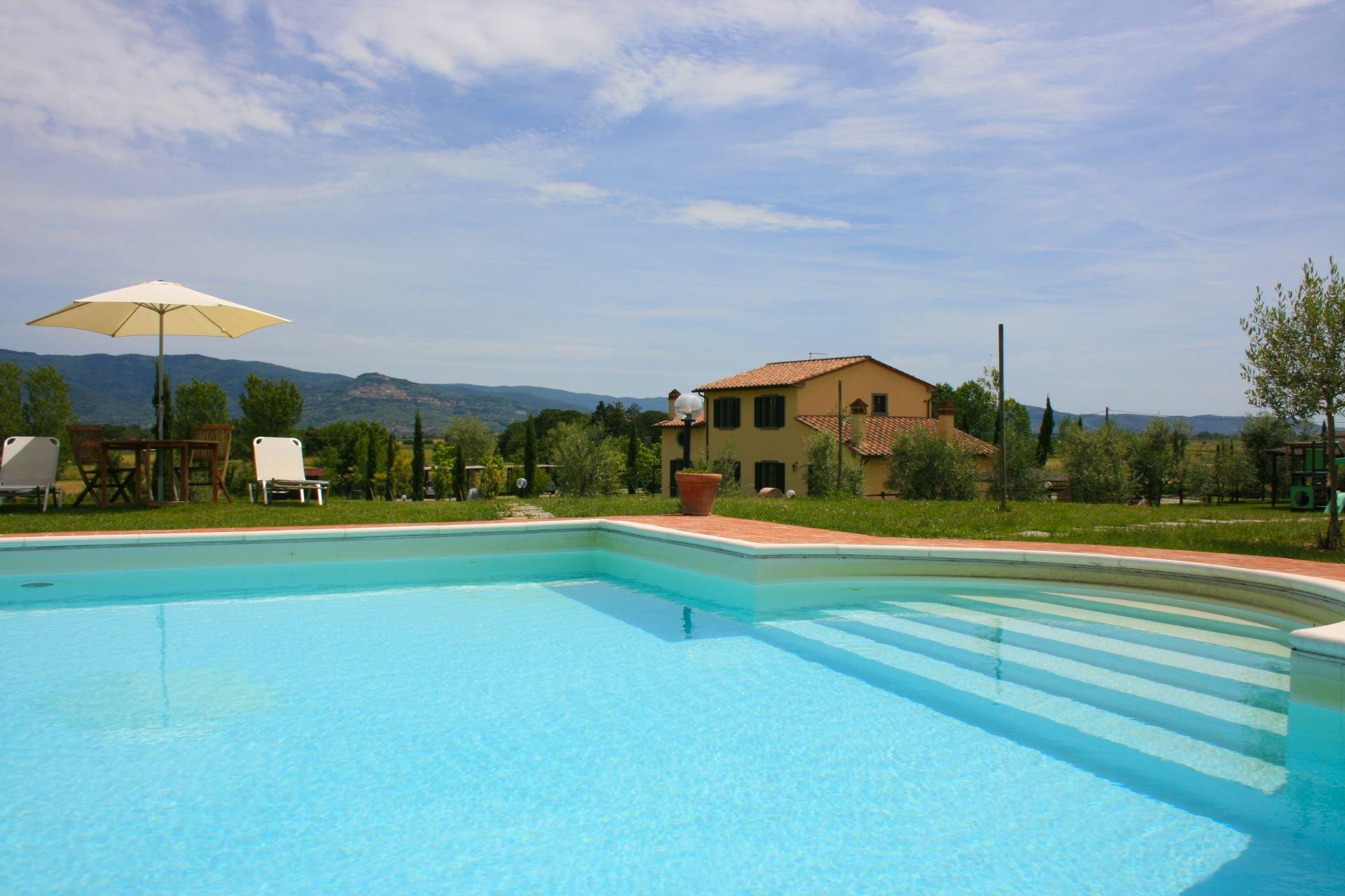 Podere Marcigliano - zwembad