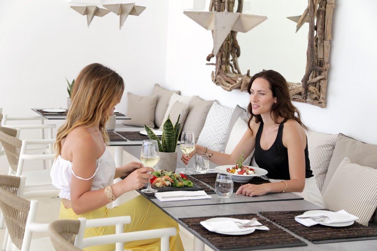 Livin Mykonos - restaurant