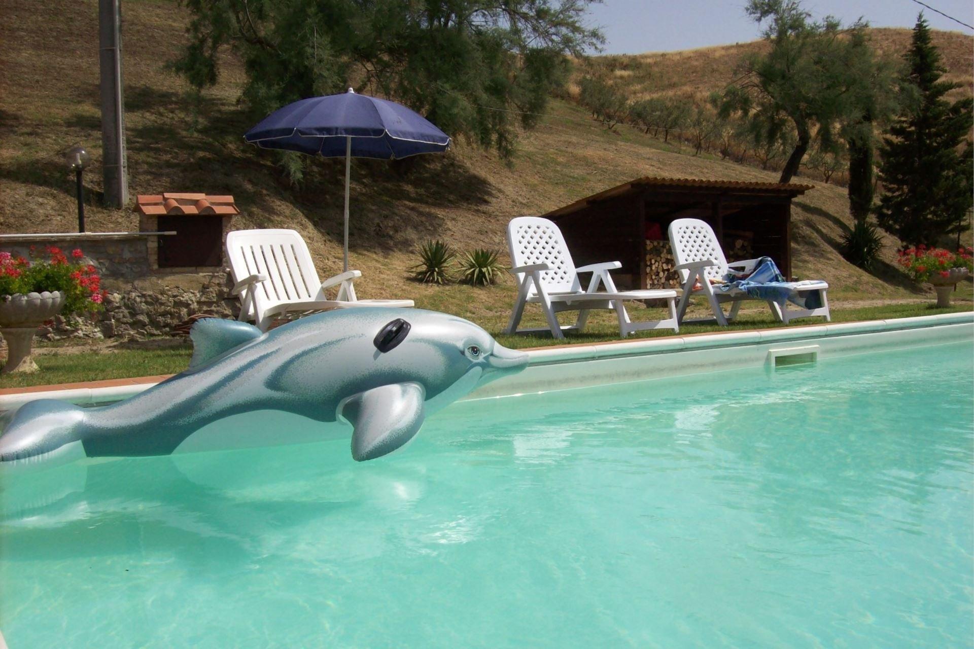 podere bellosguardo - zwembad