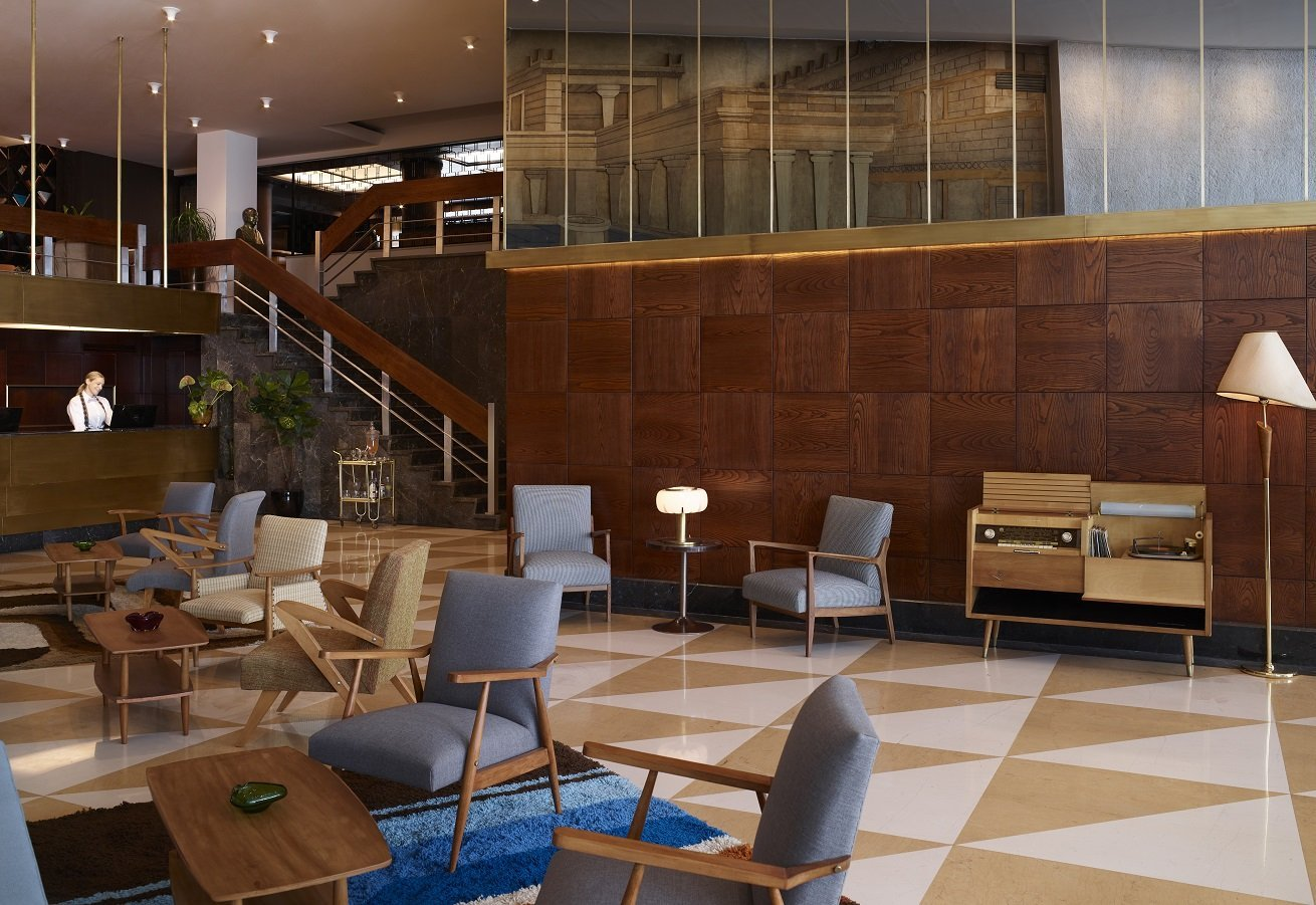 Brown acropol by Brown hotels - lobby