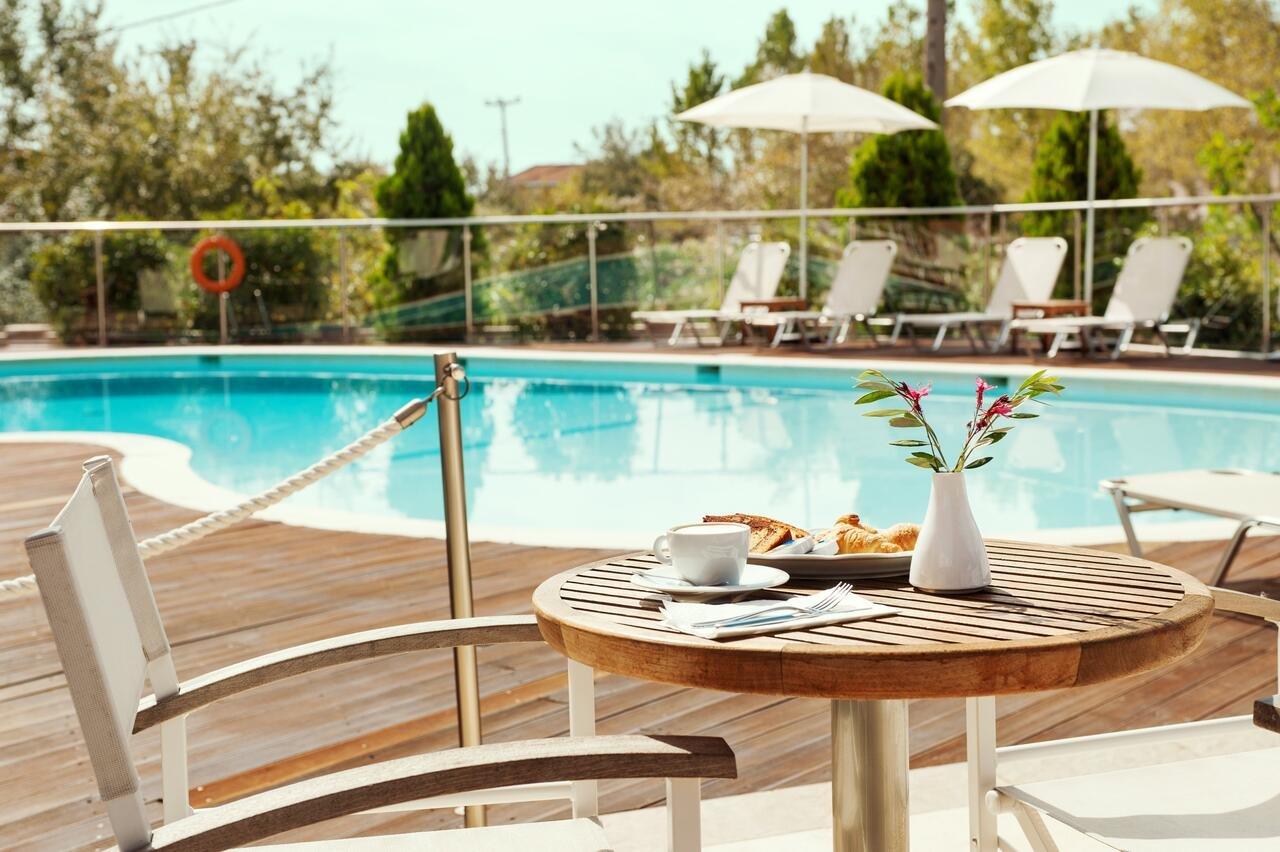 Hotel Ammos Bay - zwembad
