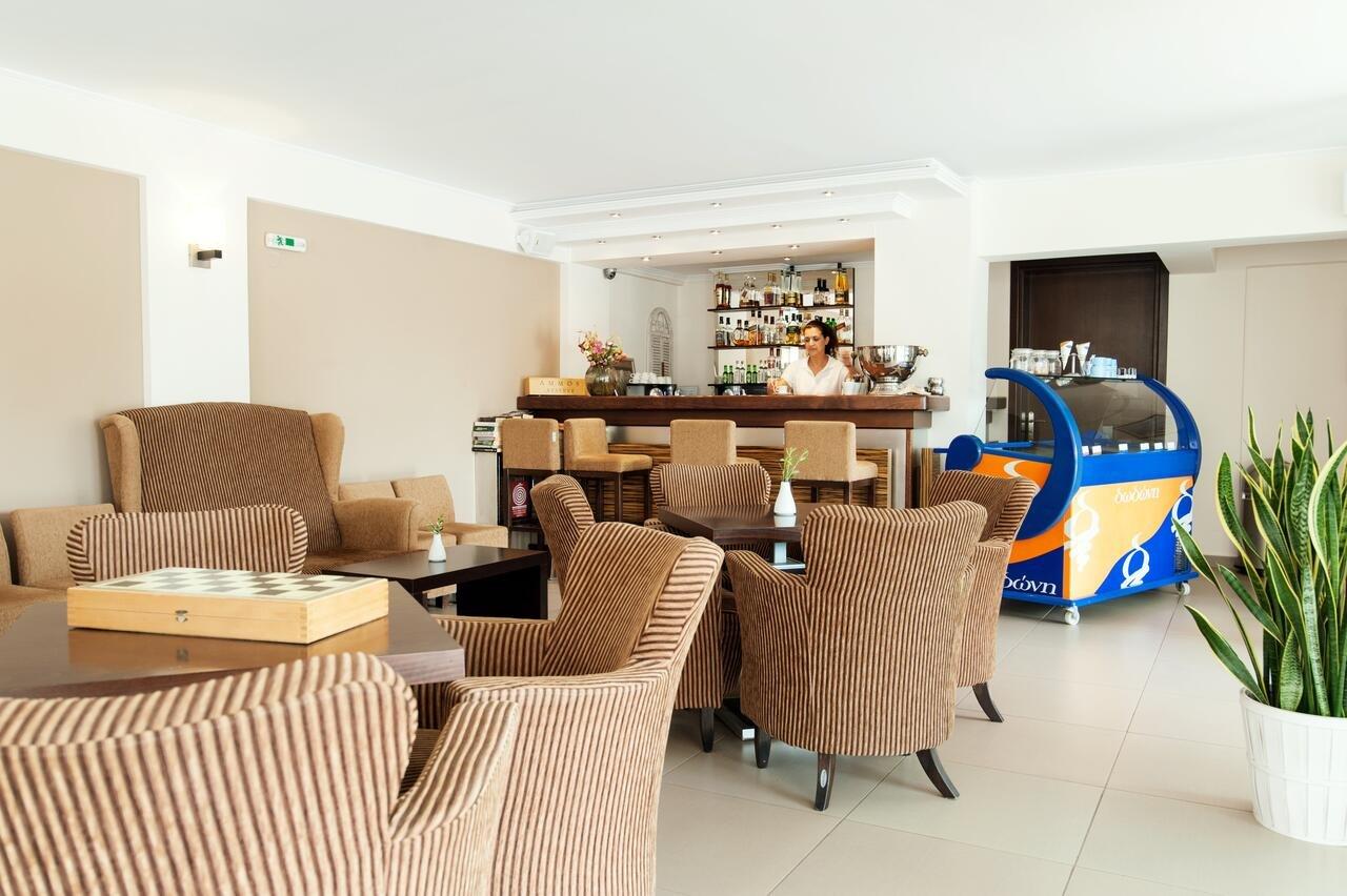 Hotel Ammos Bay - bar