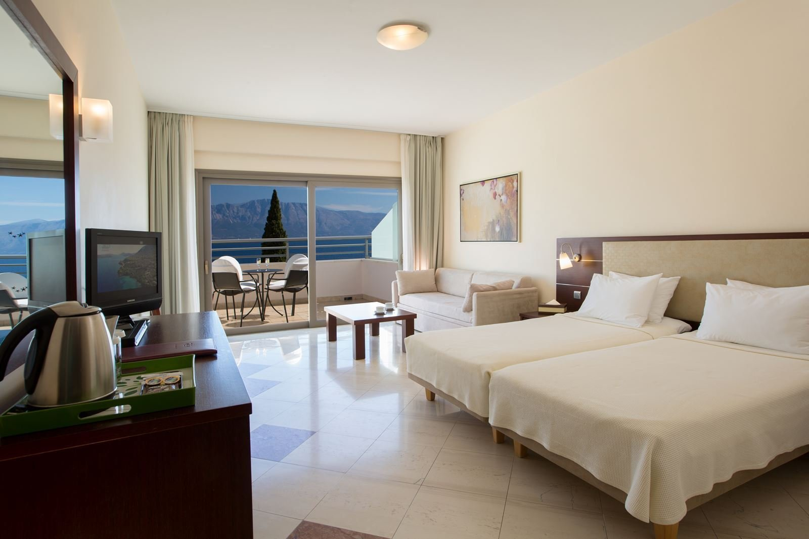 Hotel Porto Galini Seaside Resort & Spa- superior kamer