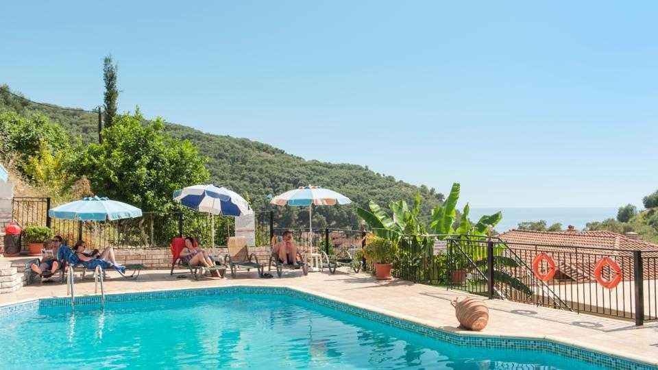 Appartementen Margarita - zwembad