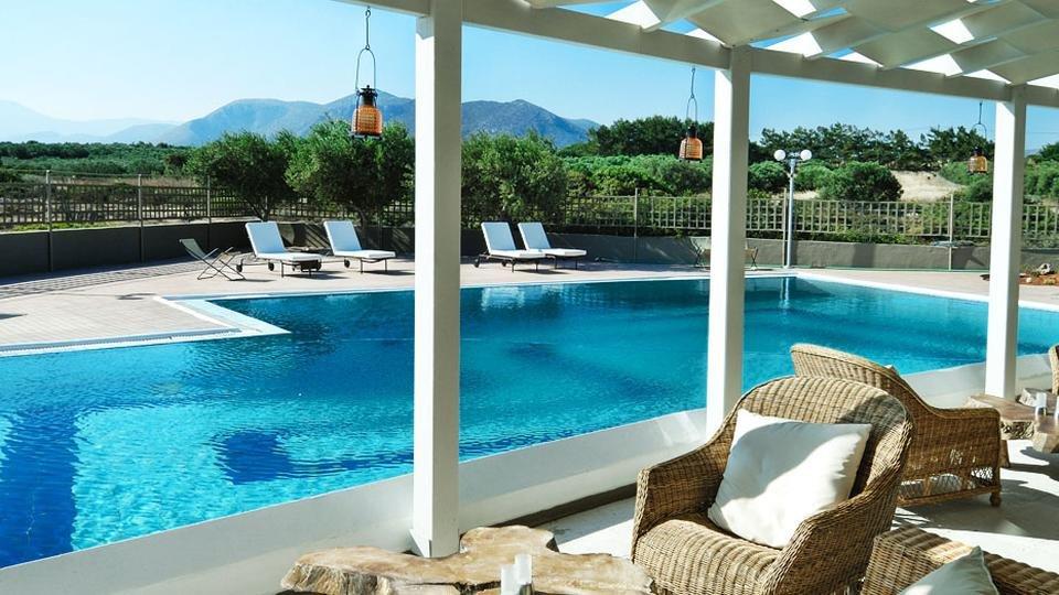 Villas Paradise Island - zwembad